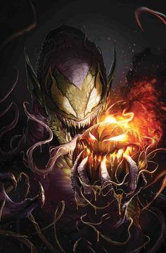 The Amazing Spider-Man #32 Venomized Variant