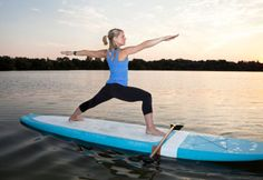 SUP Yoga: What It Is, How to Do It, Why You Want to! - SUP Board Guide
