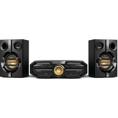 Mini Hi-Fi System Philips FX20X/78 240W Bluetooth -Eletrônicos - Mini systems - Walmart.com