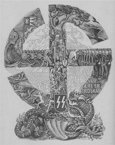Dänische Waffen-SS