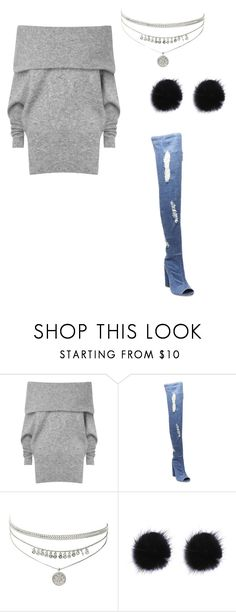 """Untitled #230"" by iambeickyg on Polyvore featuring Acne Studios and Steve Madden"