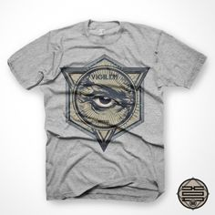 T-Shirt Designs :: Vigilem -