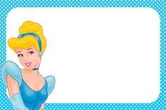 LARGE SET-- Montando a minha festa: Cinderela