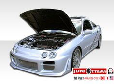 94-97 Acura Integra Bommer Style Full Body Kit Jdm Engines, Jdm Parts, Body Kits, Subaru, Full Body, Cars, Style, Swag, Stylus