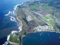 Half Moon Bay Airport (KHAF), California