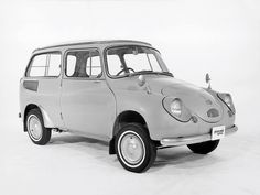 1958 Subaru 360 Custom