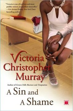 BARNES & NOBLE | A Sin and a Shame by Victoria Christopher Murray | NOOK Book (eBook), Paperback, Audiobook