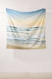 Image result for beach and a tapestry