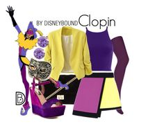 """Clopin"" by leslieakay ❤ liked on Polyvore featuring Accessorize, Forever 21, FAUSTO PUGLISI, Steve Madden, Bling Jewelry, disney, disneybound and disneycharacter"