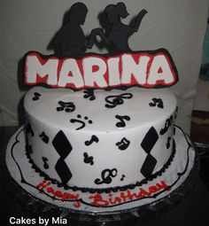 """Celebrate any event or occasion with a cake designed by """"Cakes by Mia"""". 201-553-2424  @  6002 Fillmore Pl - West New York.   https://www.facebook.com/pages/Cakes-by-Mia/169874973065260?sk=photos_stream&tab=photos_albums"""