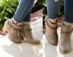 Chained Up Booties - Chained Up Booties