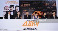 Fotografia de notícias : Sul Kyoung-Gu, Moon So-Ri, Daniel Henney, Han...