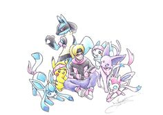 Team Blossom by ItsBirdyArt.deviantart.com on @deviantART