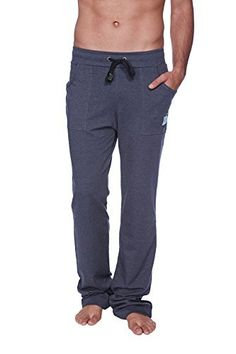 4rth Mens EcoTrack Pant L Solid Charcoal * You can get additional details at the image link.