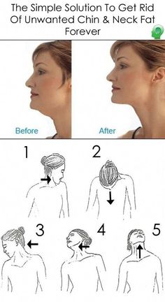 EYEBROW TUTORIAL Ladies, and gentlemen, we all know that feeling of looking in the mirror and seeing some of the unwanted and extra fat or skin on areas of our bodies. Neck Exercises, Facial Exercises, Double Chin Exercises, Posture Correction Exercises, Fitness Workouts, Body Workouts, Fitness Motivation, Fitness Quotes, At Home Workout Plan