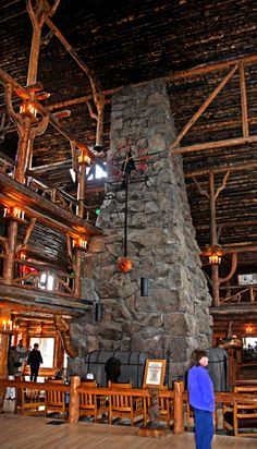 Largest Log Hotel In The World