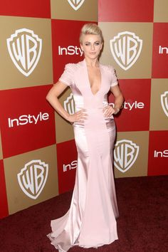 Julianne Hough at the After-party of Golden Globes 2013 #GoldenGlobes