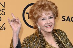 This article originally appeared on PEOPLE.com Debbie Reynolds has reportedly been rushed to the hospital after suffering a possible stroke. Reynolds, 84, was at her son Todd Fisher's house i…