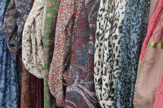 #iamclassic silk vintage scarves