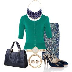 For Work #246 by annabouttown on Polyvore featuring мода and DKNY