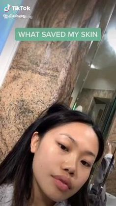 JULIA KONG 🏔( has created a short video on TikTok with music dolce and gabbana. Facial Skin Care, Natural Skin Care, Combination Skin Care Routine, Healthy Skin Tips, Clear Skin Tips, Tips Belleza, Face Skin, Skin Care Tips, Glow