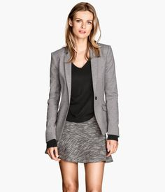 Jersey Blazer Grey | H&M US http://www.hm.com/us/product/31042?article=31042-A