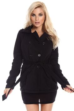 charcoal coat#trench coat#women trench coat#women coat#cheap coat ...