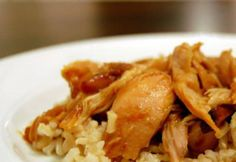 Apricot Chicken from scratch