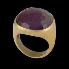 POMELLATO - Joyce Améthyste, cresus bijoux de luxe d'occasion, http://www.cresus.fr/bijoux/bijou-occasion-pomellato-joyce_amethyste,r3,p7198.html