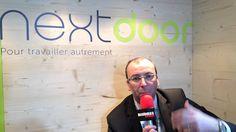 Philippe Morel, président de Nextdoor (Mipim 2015)