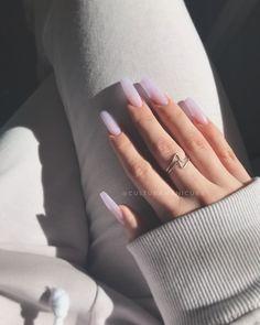 Check my instapage 💓 Nails Now, Aycrlic Nails, Nail Manicure, Hair And Nails, Nail Polish, Perfect Nails, Gorgeous Nails, Pretty Nails, California Nails