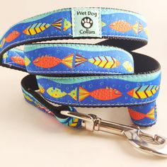 Key West Fish Dog Leash