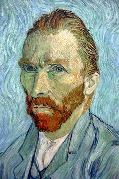 Paris - Musée d'Orsay: Vincent Van Gogh's Portrait de l'artiste