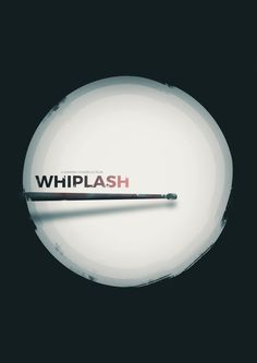 whiplash #design #poster
