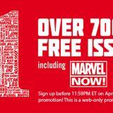 CORRAM!!!!! Marvel disponibilizou 700 HQs DE GRATIS  http://nerdpride.com.br/HQs/corram-marvel-disponibilizou-700-hqs-de-gratis/    CORRA, vale apenas até HOJE!!!!