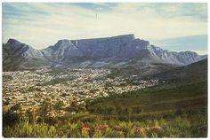 Cape Town, 1966