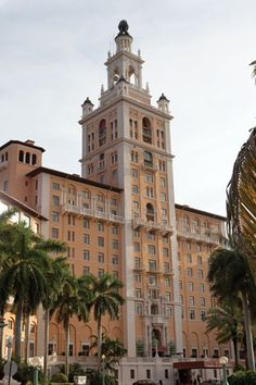 """MIAMI, FLORIDA area - A Historic Haven To see more of The Biltmore Hotel and other Miami-area attractions, see """"A Florida Fantasy,"""" on page 25 of the January/February 2013 issue of Victoria magazine."""