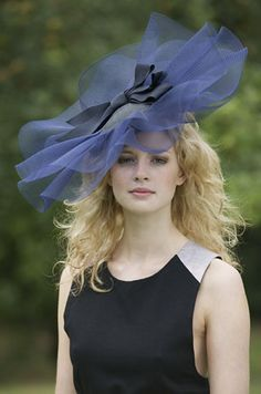 by Gina Foster #millinery #judithm #hats