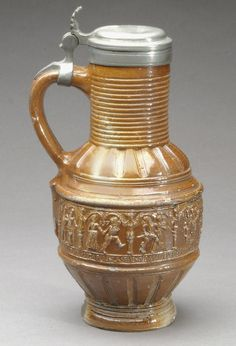 Philadelphia Museum of Art - Collections Object : Jug with Peasant Dance