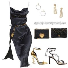 No photo description available. Boujee Outfits, Polyvore Outfits, Classy Outfits, Fall Outfits, Fashion Outfits, Womens Fashion, Looks Party, Night Out Outfit, Vogue Fashion