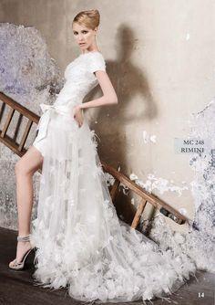 MC248 (Robes de mariée). Créateur: Max Chaoul. ...