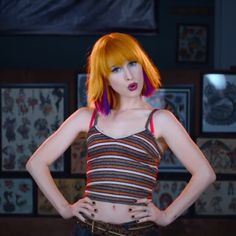 """We've got a vicious love"" New Found Glory's 'Vicious Love' video featuring Hayley Williams is out now! Watch it at paramore.net"