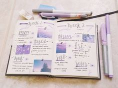21 Weirdly Soothing Bullet Journal Layouts To Try