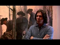 Vincent Desiderio - artist talks about his paintings.