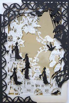 Half-mourning (2006) by Emma van Leest