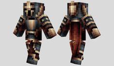 Black Guard Skin para Minecraft