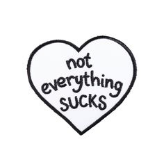 Not Everything Sucks Patch