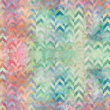 Watercolor Chevron Paper by Recollections®