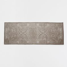 GRAY PAISLEY RUG - Rugs - Bedroom | Zara Home United States
