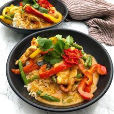 Thai Street Food, Asian Recipes, Healthy Recipes, Ethnic Recipes, Cheap Meals, Easy Meals, Recipes From Heaven, Biryani, Food Inspiration